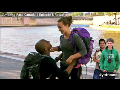 Amazing Race Canada 2 Episode 8 Recap #yatncast #raceCDA