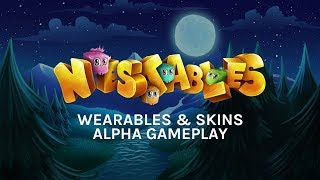 Wearables and Skins - Alpha Gameplay Footage