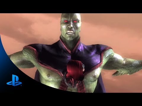 Injustice: Gods Among Us Ultimate Edition - One Last Dance Launch Trailer