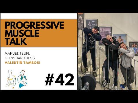 PMT #42- Planung Einer Bodybuilding Prep Feat. Valentin Tambosi