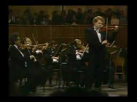 Shlomo Mintz Mendelssohn violin concerto in E Minor 1st m't