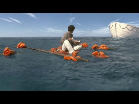 life of pi animals or humans