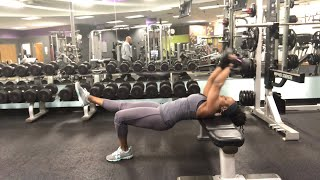 Back/Glute Superset