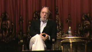 Phantom Fans Week 2009 - Hal Prince Keynote Address Part 1 of 6
