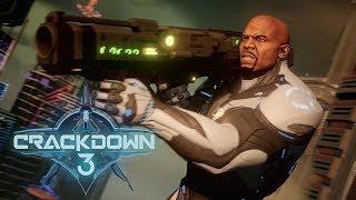 Vídeo Crackdown 3