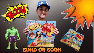Kids toys review - Build Or Boom