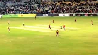 Sanath Jayasuriya 25-Asia XI Vs World XI-(06/10/2014)West End Park, Doha, Qatar