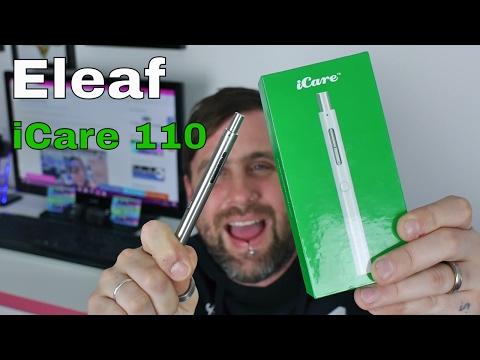 Eleaf ICare 110 Review | Best Beginner E-cig | Soulvapes Reviews
