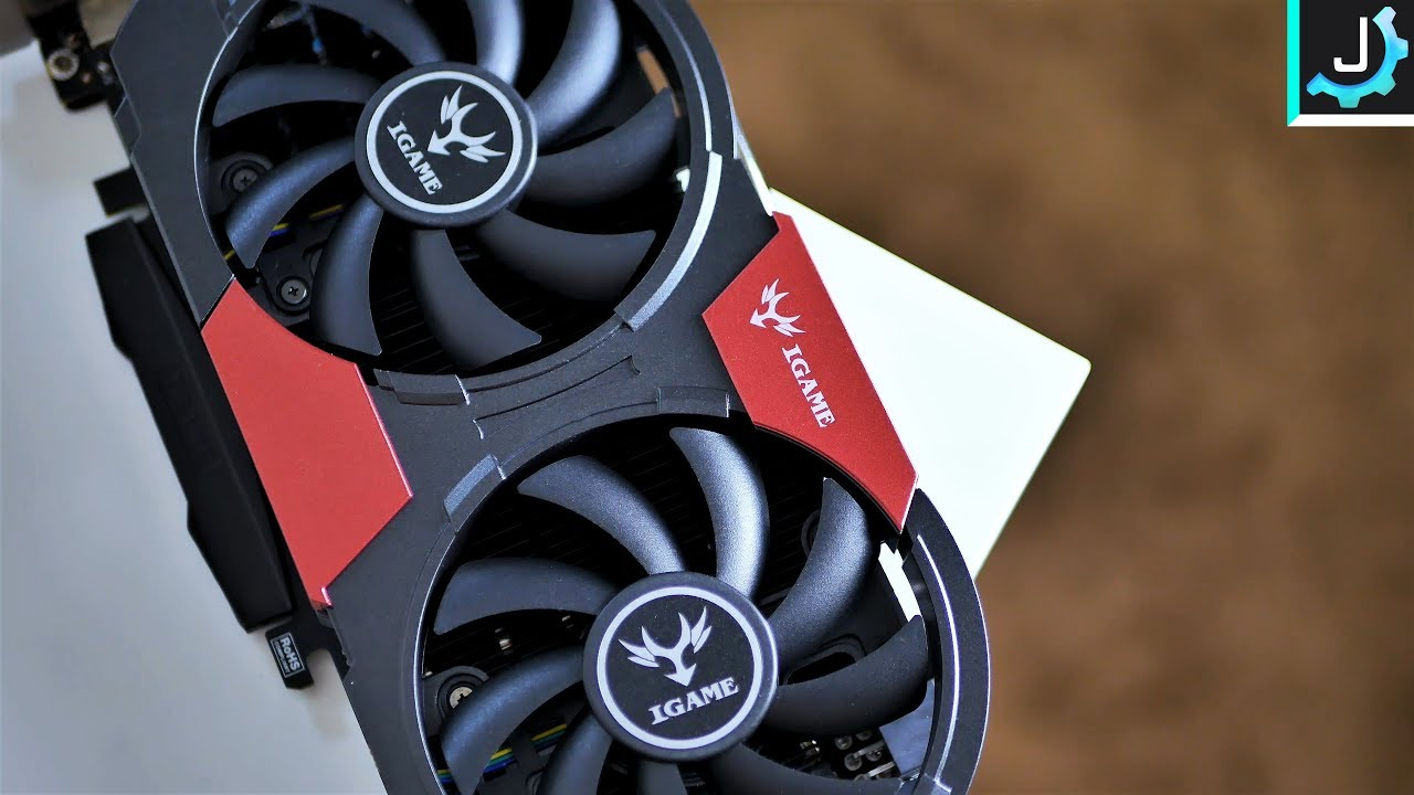 Colorful Igame Gpus Is It A Brand You Can Trust Youtube Vga Geforce Gtx 1060 Nb 6gb