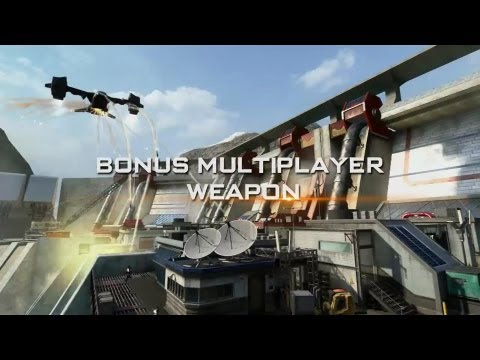 Call of Duty: Black Ops II - The Replacer Trailer