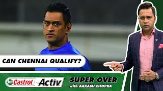 Is it OVER for MSD's CHENNAI?   KOHLI on a roll   Castrol Activ Super Over with Aakash Chopra