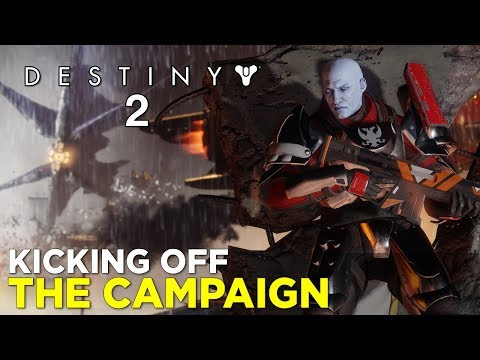 DESTINY 2 LAUNCH STREAM w/ Griffin and Russ!