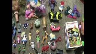 Dr. Twistid's Toy Time 98 - Yard Sales & Comics + Pick-ups