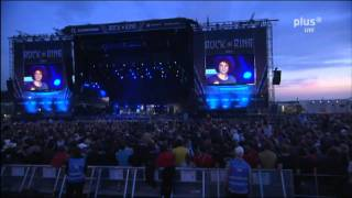 WOLFMOTHER - White Unicorn @ Rock Am Ring 2011 [HD]
