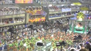 Carnival in Rio de Janeiro 2015