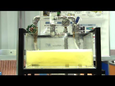 液中気泡分離除去装置「エリミネータ」