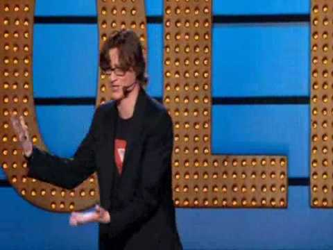 Ed Byrne Live At The Apollo Part 2