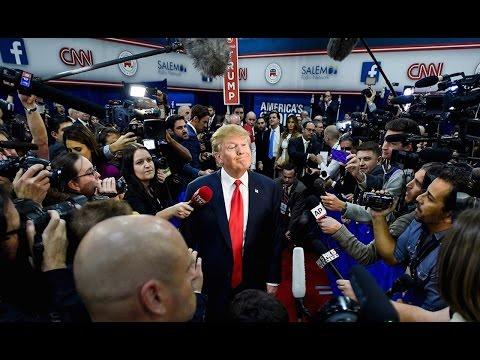 Trump Has Had Enough Of Press Freedom
