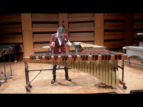 Violin Partita No. 2 In D Minor (arr. For Marimba) By J.S. Bach