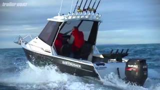 Bar Crusher 670ht Is Australia's Greatest Boat 2012