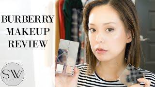 Burberry makeup review 2016
