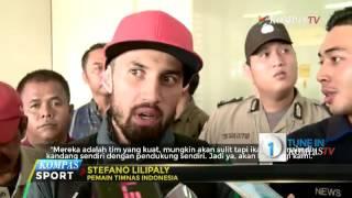 Timnas Indonesia Kembali ke Tanah Air