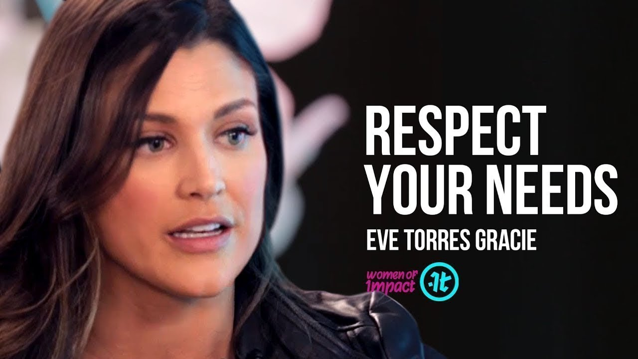 Download What Every Woman Needs To Hear | Eve Torres Gracie on Women of Impact