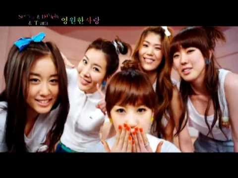 SeeYa, Davichi, & T-ara - 영원한 사랑 - Forever Love
