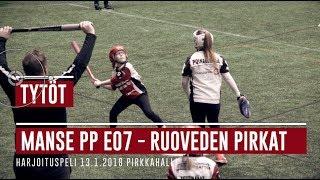 Manse PP E07 tytöt - Ruoveden Pirkat