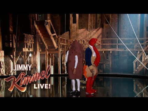 Yamilton – A Thanksgiving Musical