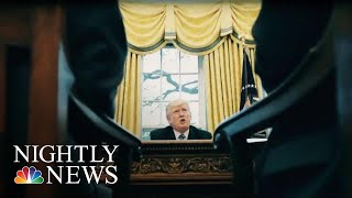 How Will President Donald Trump Respond To Robert Mueller Report? | NBC Nightly News