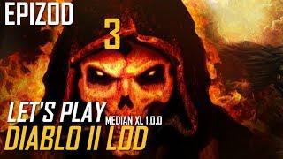 Let's Play Diablo 2 Lord of Destruction Median XL 1.0.0 - Epizod 3