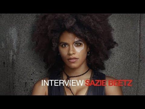 Interview - Zazie Beetz at PRCC 2019