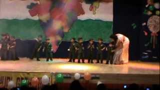 Nanha Munna Rahi Hu (Hilarious Group Dance : Vishu)