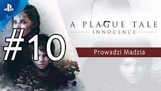 [PS4] A Plague Tale: Innocence #10 - Rozdział IX - W cieniu zamkowych murów cz.1