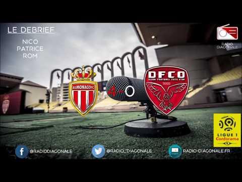 Le Débrief - Ligue 1 - J26 Monaco/Dijon (4-0)