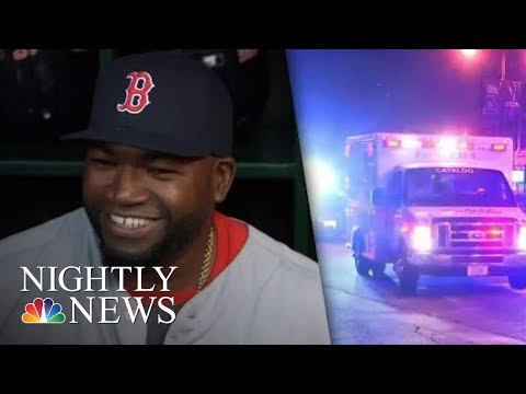 Red Sox Legend David Ortiz Undergoes Second Surgery In U.S. After Shooting | NBC Nightly News