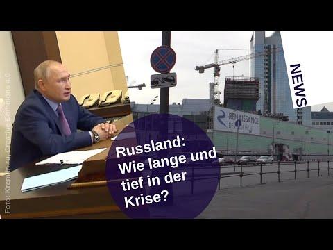 Russland: Wie tief und lange in der Krise?