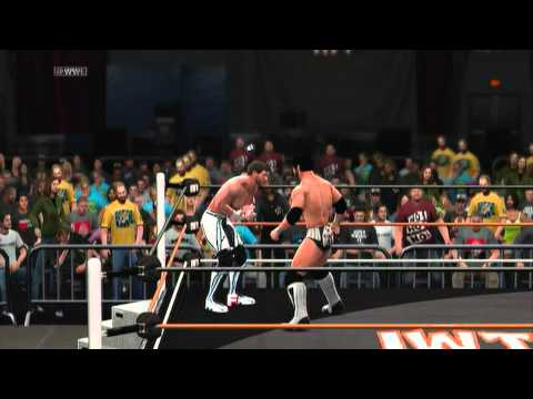 Bryan Amir vs Barry Stevens (Simulation)