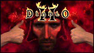 PIERWSZY ZŁOTY PIERŚCIEŃ - Diablo 2 na MODach #2