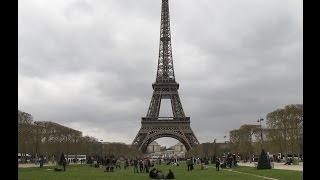 Paris,april 2015
