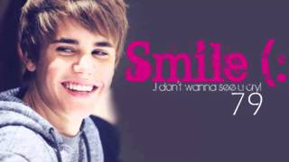 Smile (: | #79 [A Justin Bieber Love Story]