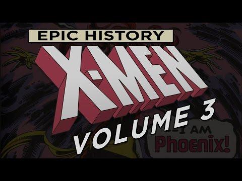 Epic History X-MEN Volume 3: The Dark Phoenix Saga