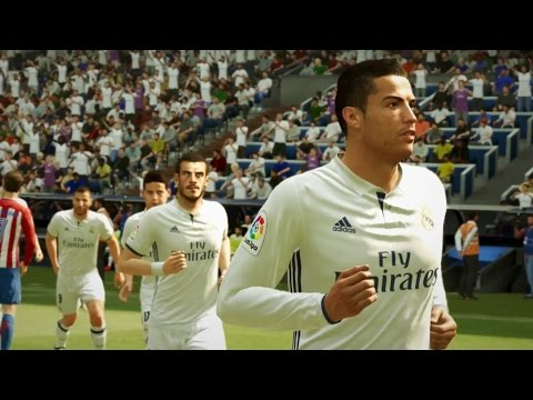 FIFA 17 ... BRUTAL !!!