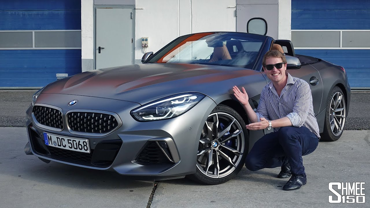This Is The New Bmw Z4 M40i First Drive Youtube Bmw z4 m40i first edition2018 4k 2