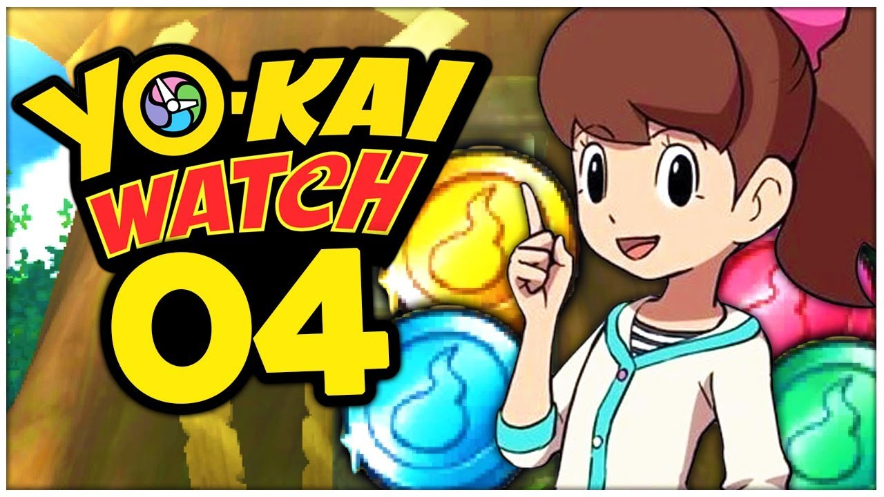 Yo Kai Watch Part 4 Qr Codes Für Münzen Einscannen Katie Hat Beef