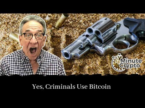 Criminals Use Bitcoin