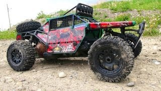 RC ADVENTURES - HUGE Kraken RC Class 1 TSK (True Scale Kit) for the Off Road HPI Baja 5B/SC/T