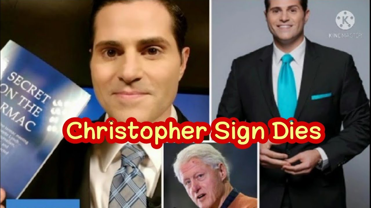 Christopher Sign Dies: Alabama TV Anchor Who Broke Bill Clinton ...