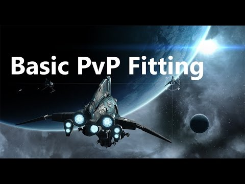 Eve Online - Basic PvP Fitting for Alpha Clones! Getting the right feel while fine Tuning your Fit!